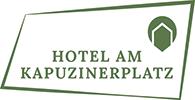 Hotel am Kapuzinerplatz Logo
